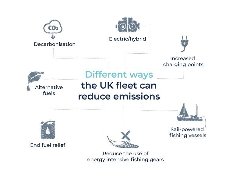 Climate Smart Fishing Infographic