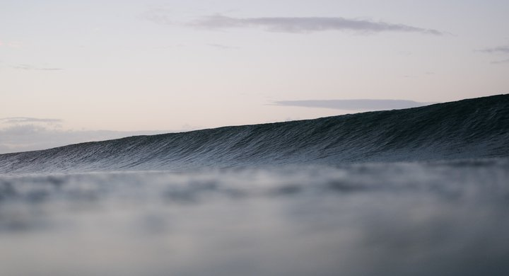 Waves at sea level Thierry Meier